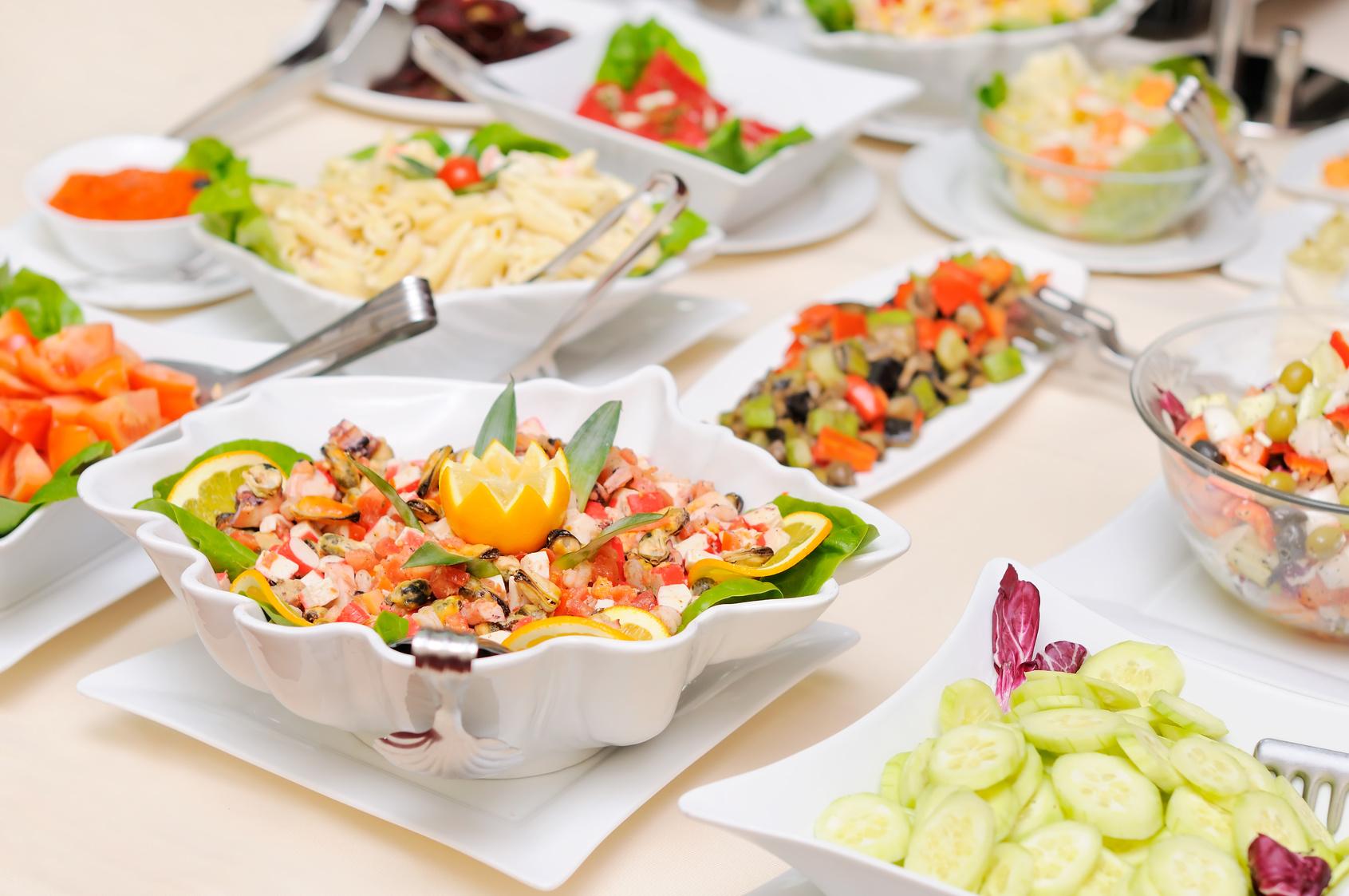 menu cateringowe wesela